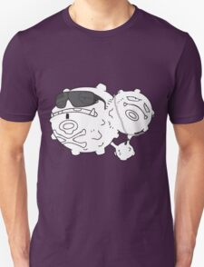 Weezing & Yandel Unisex T-Shirt