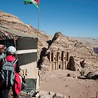 Best view in Petra by Mark Prior
