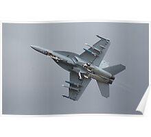 Super Hornet Underbelly Poster