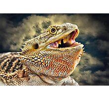 Dragon Breath Photographic Print