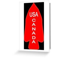 First Special Service Force 'The Devil's Brigade' (Canada/USA - Historical) Greeting Card