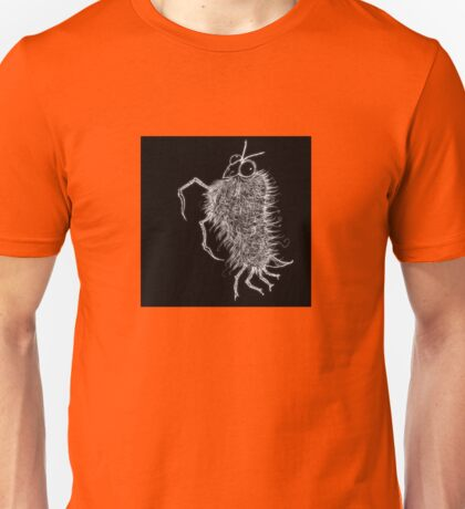 A HAIRY, FURRY MANTID Unisex T-Shirt