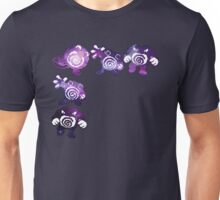 Poliwag, Poliwhirl and Poliwrath Unisex T-Shirt
