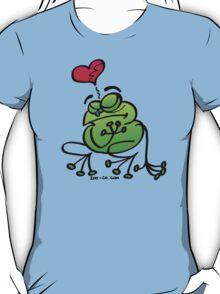 Broken Hearted Frog T-Shirt