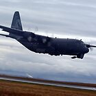 Low and Slow C-130 by Bairdzpics