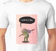 Cutie Patootie Unisex T-Shirt