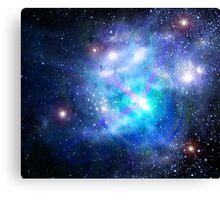 nebulae Canvas Print