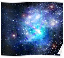 nebulae Poster