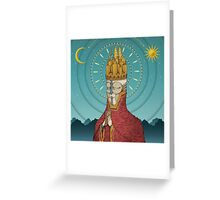 The Incongruent Greeting Card