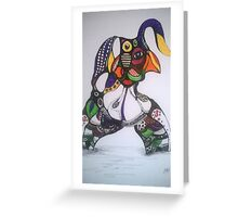 guess who3 Greeting Card