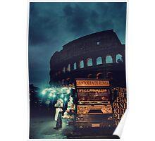 La storia di Roma Poster