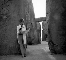 Henge of Stones in 1972 by HELUA