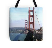 The Bridge to the Golden Land Tote Bag