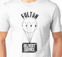 Fulton Delivery Service! (Distressed) Unisex T-Shirt