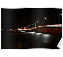 Of Bridge and Lights Poster