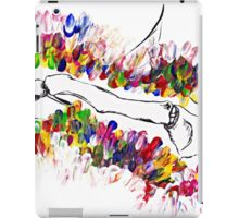 Clavicula + Colours iPad Case/Skin