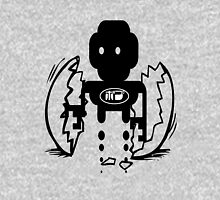 uk sci-fi robot birth by rogers bros Unisex T-Shirt