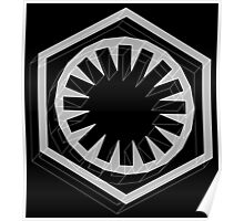 Star Wars First Order White - 1 Poster