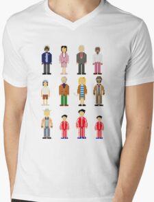 The Royal Pixelbaums Mens V-Neck T-Shirt