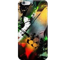 Space composition iPhone Case/Skin