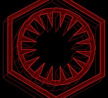 Star Wars First Order Red - 1 by andymania