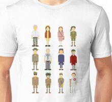 Moonrise Pixeldom Unisex T-Shirt