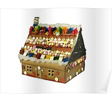 Ginger Bread House Poster