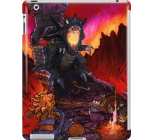 The Fated Hour iPad Case/Skin