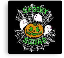 Spooky Squad! Canvas Print