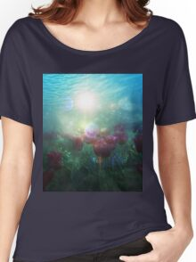 Underwater Tulips Women's Relaxed Fit T-Shirt