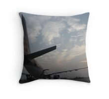 sialkot pakistan Throw Pillow