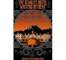 Stanley Hotel Writers Retreat Photographic Print