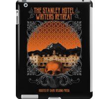 Stanley Hotel Writers Retreat iPad Case/Skin