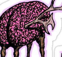 Braindeer Sticker