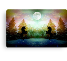 Moon Light Dance ©  Canvas Print