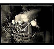 Built Ford tough.. Photographic Print