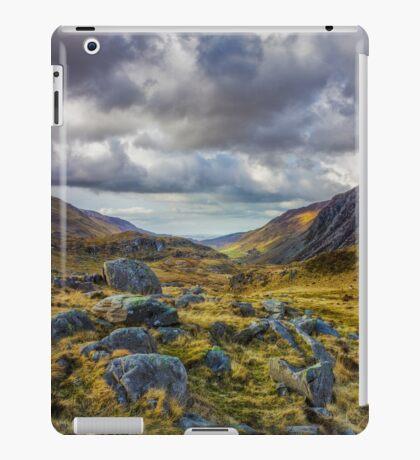 Nant Ffrancon Valley iPad Case/Skin