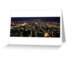 joburg skyline  Greeting Card