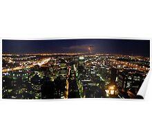 joburg skyline  Poster