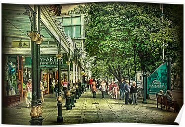 Lord St. Southport. by Tarrby
