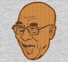 Dalai Lama Disobey Kids Clothes
