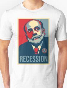 Federal Reserve Chair Ben Bernanke T-Shirt