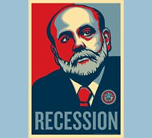 Federal Reserve Chair Ben Bernanke Unisex T-Shirt