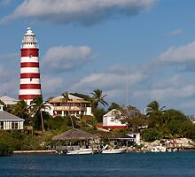 Hope Town Lighthouse, Abaco, Bahamas by Shane Pinder