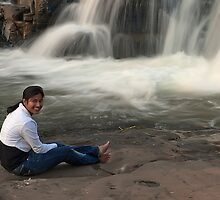 The Joy of Being close to Nature by Mukesh Srivastava