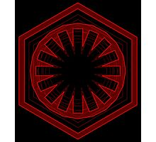 Star Wars First Order - Tunnel Photographic Print