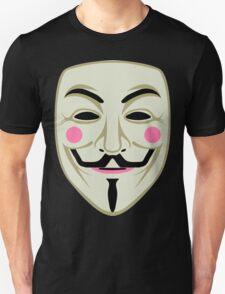 Guy Fawkes Mask T-Shirt