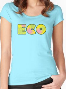 ECO Women's Fitted Scoop T-Shirt