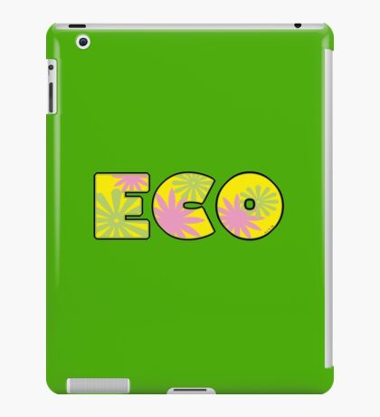 ECO iPad Case/Skin