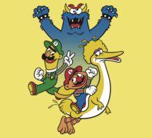 Super Ernie-o World Kids Clothes